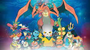 Pokemon HD: Pokemon Mega Donjon Mystere Rom Citra Eu