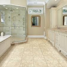 vinyl tiles in bathroom. TRAFFICMASTER ALLURE IN X SEDONA VINYL TILE FLOORING Vinyl Tiles In Bathroom