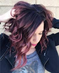 ideas de color de pelo para morenas