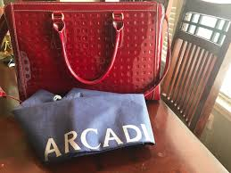 arcadia cranberry red patent leather large and similar items s l1600