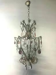 beaded chandelier world market