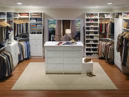 walk in closet design. Chic Contemporary Walk In Closet Design L