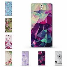 Online Shop Case <b>For Coque Sony Xperia</b> C5 Ultra Case Cover Soft ...