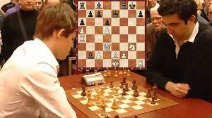 El Peontube De Ajedrez - Magnus Carlsen vs Vladimir Kramnik