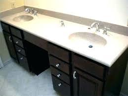 dual sink vanity. Exotic Vanity Top With Sink Single Inch Bathroom . Dual V