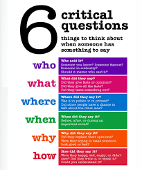 Use critical thinking to seek solutions and opportunities  Classroom   Synonym