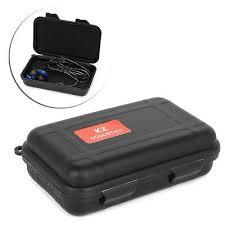 <b>KZ Earphone</b> Storage Box Portable <b>Compression</b> Resistance Hard ...
