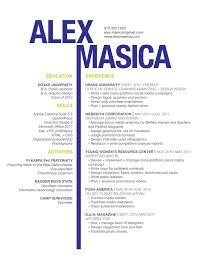 Resume For Graphic Design Internship Reinadela Selva