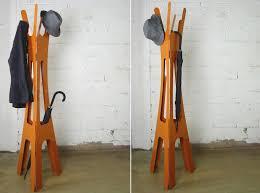 Standing Ski Coat Rack Free Standing Coat Rack Wood Home Design Ideas 75
