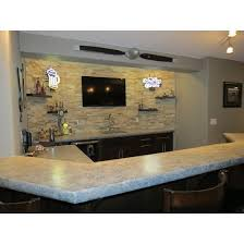 stained concrete countertop