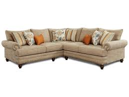 corner piece of furniture. Fusion Furniture 2826-28272-Piece Corner Sectional Piece Of