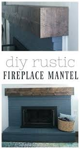building a fireplace mantel learn how to build a simple fireplace mantel this rustic fireplace mantel building a fireplace mantel