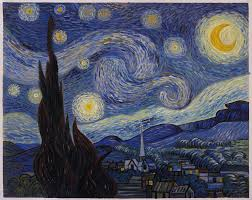 the starry night vincent van gogh oil painting replicas