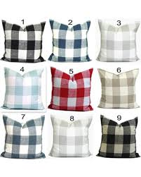 euro sham covers. Beautiful Covers Buffalo Check Pillow Covers Plaid Pillows Pillow Gingham  Throw Throughout Euro Sham Covers V