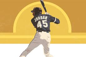 the oral history of michael s baseball career complex michael no 45 birmingham barons illustration