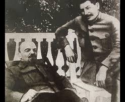 lenin and stalin the original photoshop historys most famous photos were actually