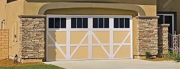 single garage doorCarriage House Garage Doors