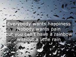 Beautiful Quotes On Rain