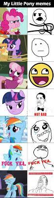 My Little Pony Funny Memes | My little pony motivational poster ... via Relatably.com