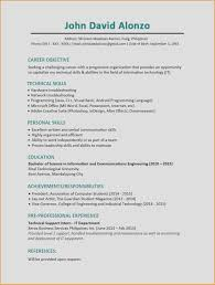 How To List Certifications On Resume Resume Work Template