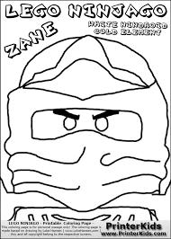 Ninjago Lord Garmadon Kleurplaat Lego Chima Ausmalbilder 20