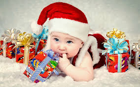 cute merry christmas wallpaper baby. Beautiful Merry Cute Baby Boy As Santa Images For Christmas  Child Wallpaper Intended Merry Baby I