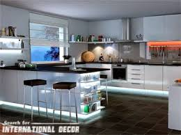 Kitchen Led Lighting, Kitchen Lighting, Kitchen Lights, Kitchen Lighting  Ideas