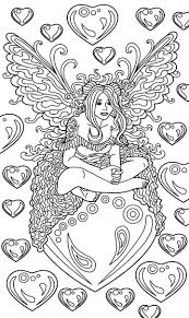 25 Printen Kleurplaat Fee Mandala Kleurplaat Voor Kinderen