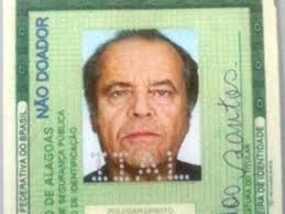 Man Used Nicholson On - Jack Picture With Report Cbs Of Id Brazilian News Fake It