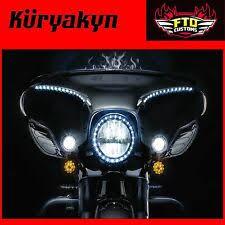 Kuryakyn Light Bulbs Leds Hids For Harley Davidson Road