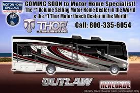 2018 thor motor coach outlaw 37rb toy hauler rv mhsrv w dual