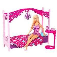 barbie glam bedroom furniture and doll play set barbie bedroom furniture