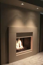 modern fireplace surround astonishing mantels cast stone decorating ideas 2