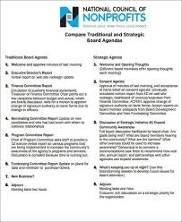 Board Report Template Word Image Result For Board Meeting Agenda Template Word