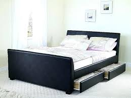 Headboard Sets Bed Frame With Head And Elegant Full Size Storage ...