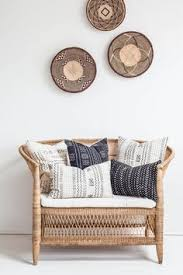 mudcloth pillow off white mudcloth cushion cover