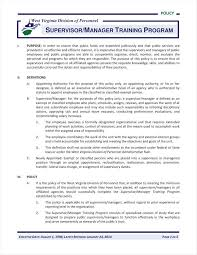 policy templates 10 training policy templates free pdf format download free