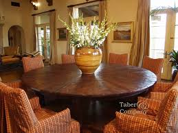 Custom spanish style furniture Spanish Colonial Furniture Spanish Mediterranean Style Custom Made Round Dining Table With Citrus Top Handcrafted By Taber Company Spanish Mediterranean Taber Companytaber Company