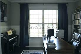 home office decor games. Home Office Window Treatments Curtains Cozy Ideas Decor Large Size Decorating  Games Mafa E