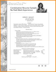 Work Experience Resume Template Agenda Example Job Samples Pdf First