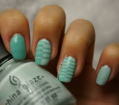 Nail Designs With Mint Color 17 Super Cute Mint Nail Art Ideas For Summer Style Motivation