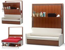 15 Cool Inventive Murphy Beds for Decorating Smaller Rooms