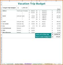 Holiday Budget Planner Template – Freewarearena.info