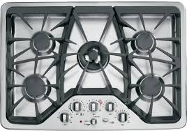 30 inch gas stove top. Fine Inch GE CGP350SETSS 30 Inch Gas Cooktop With 5 Sealed Burners 20000 BTU  TriRing Burner Precise Simmer Heavy Cast Grates Child Lock  And Stove Top V