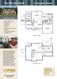 k hovnanian homes floor plans. Beautiful Plans The Rhode Island K Hovnanian Homes New Homes Guide Inside K Floor Plans E
