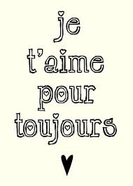 Beautiful Quotes In Different Languages Best of I Love You In French Found On Etsy Parisian Themed Events