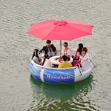 Source Good Price Pontoon Boat Speed Boat With Electric