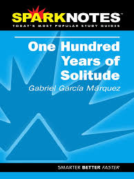 100 years of solitude sparknotes gabriel garcía márquez