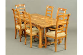stonehouse furniture. A Barker \u0026 Stonehouse Flagstone Range Dining Table And Six Chairs, The With Parquetry Top, Furniture F