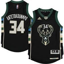 Swingman Antetokounmpo Alternate Black Bucks Youth Adidas Jersey Milwaukee Giannis ebbdceacfaba 2019 Fantasy Football Mock Draft